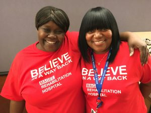 Magee Goes RED For Heart Disease and Stroke Awareness in ...