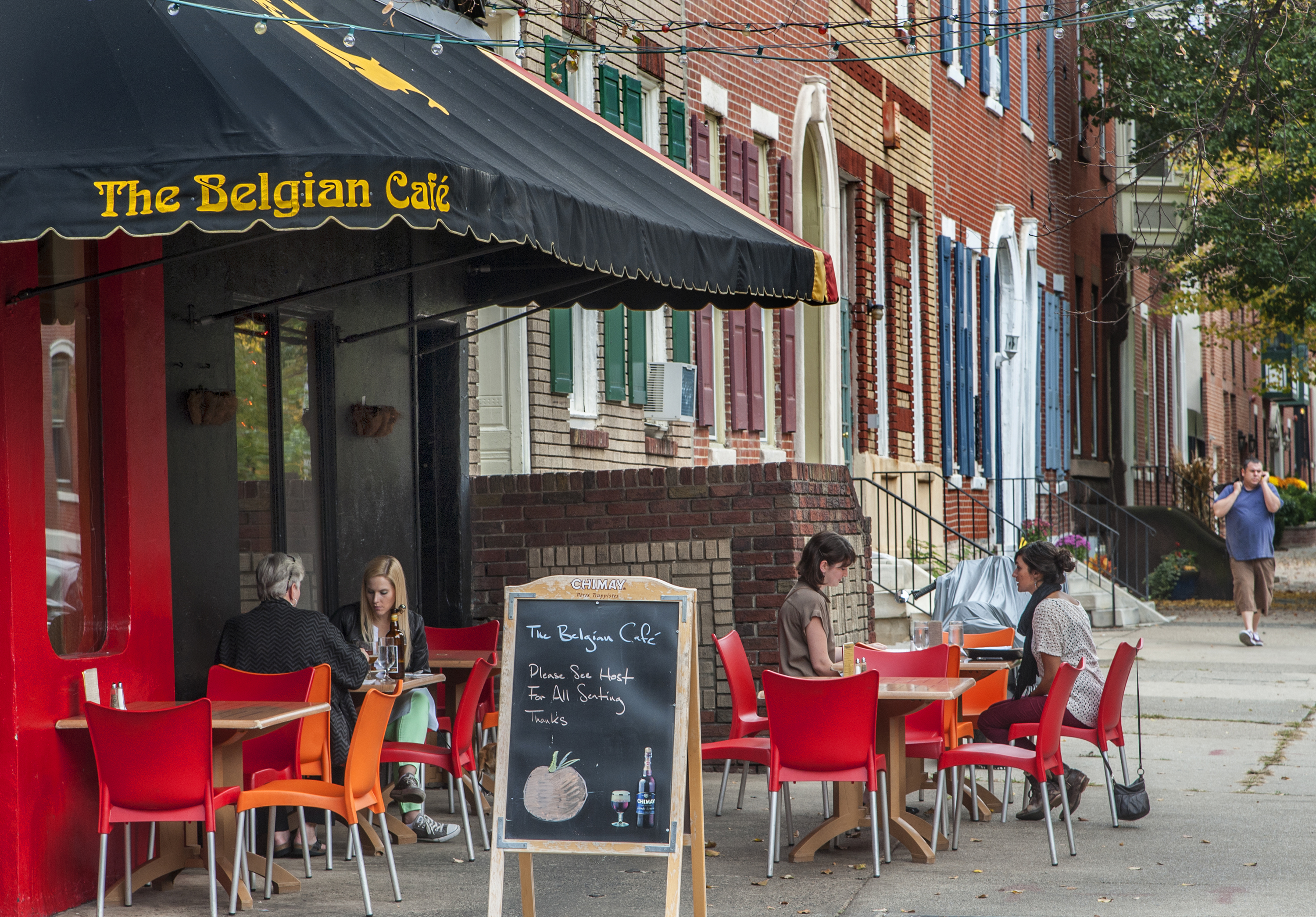 Spring Has Sprung: Accessible Outdoor Dining In Philadelphia