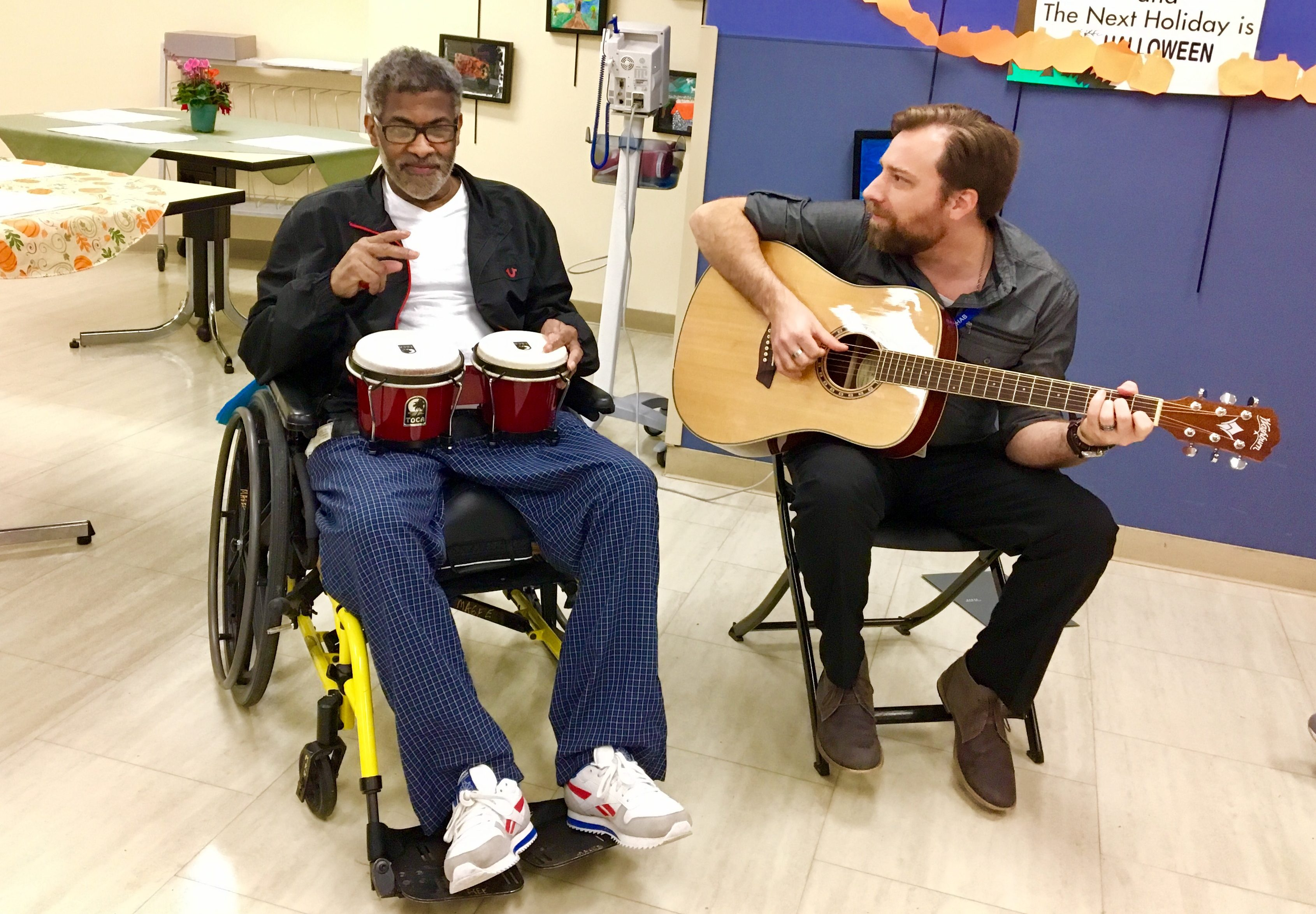 Meet Magee's New Music Therapist! - Magee Rehabilitation